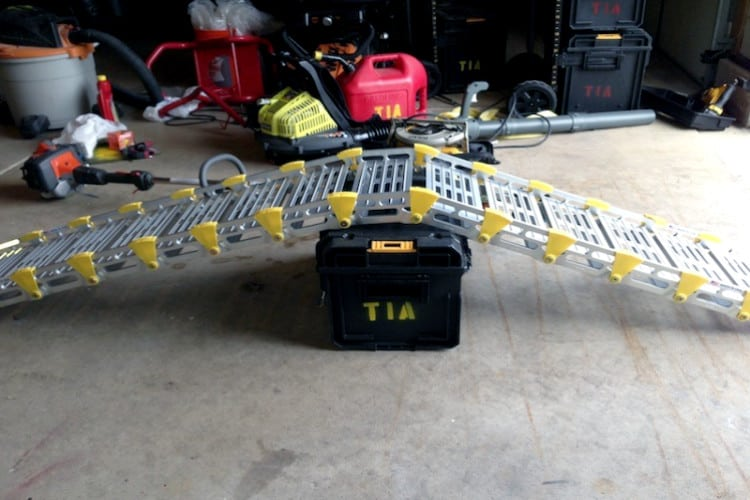 How to Use ATV Ramps