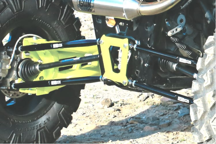 Best ATV Axles