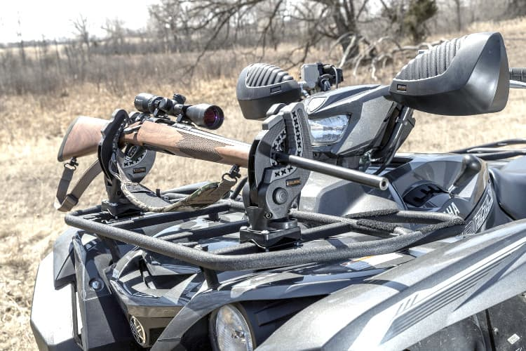 Best Gun Racks for Atv